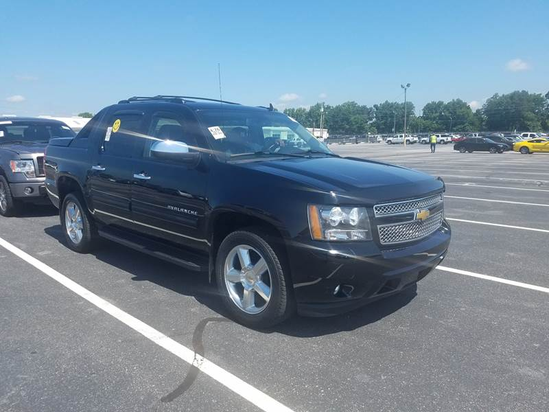 2013 Chevrolet Black Diamond Avalanche for sale at Bundy Auto Sales in Sumter SC