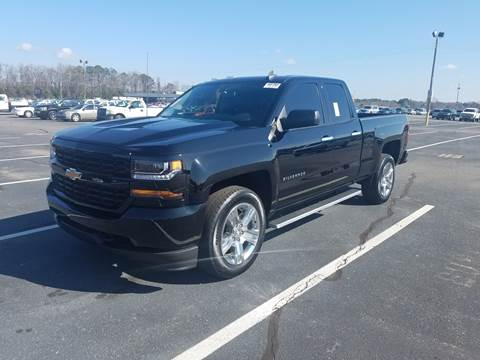 2017 Chevrolet Silverado 1500 for sale in Sumter, SC