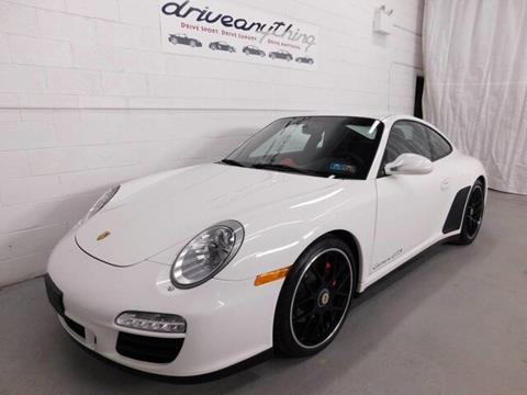 2011 Porsche 911 for sale in Huntingdon Vly, PA