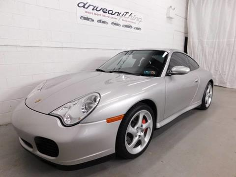 2002 Porsche 911 for sale in Huntingdon Vly, PA