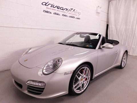 2010 Porsche 911 for sale in Huntingdon Vly, PA