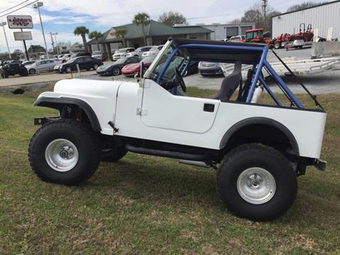 1982 Jeep CJ-7 for sale in Lafayette, LA
