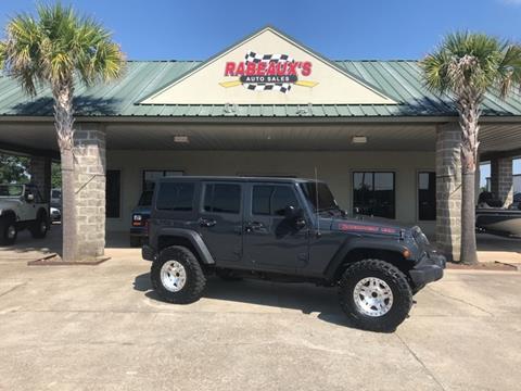 2016 Jeep Wrangler Unlimited for sale in Lafayette, LA