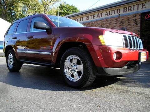 2007 Jeep Grand Cherokee for sale in Perry, OH