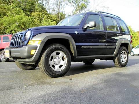 2007 Jeep Liberty for sale in Perry, OH