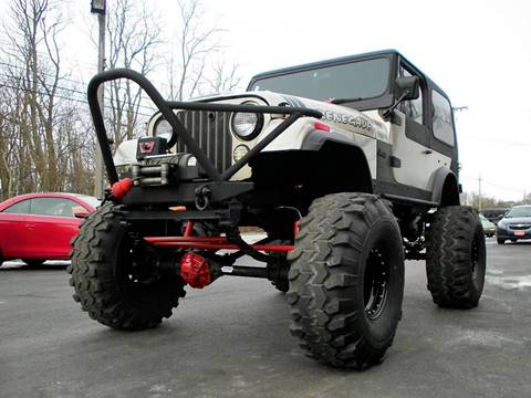 1978 Jeep CJ-7 for sale in Perry, OH