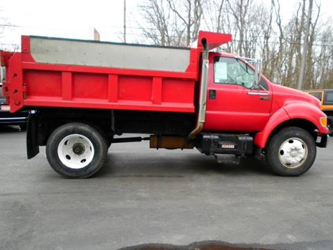 2003 Ford F-650 Super Duty for sale in Perry, OH