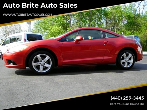 2009 Mitsubishi Eclipse for sale in Perry, OH