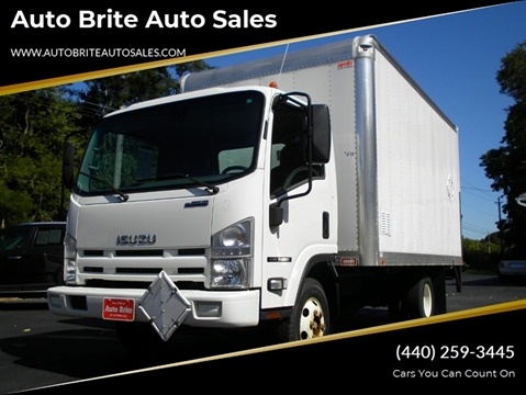 2015 Isuzu NPR for sale in Perry, OH