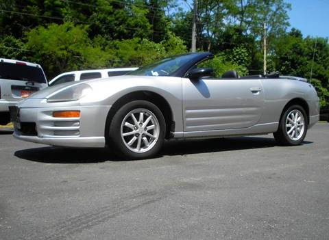 2001 Mitsubishi Eclipse Spyder for sale in Perry, OH