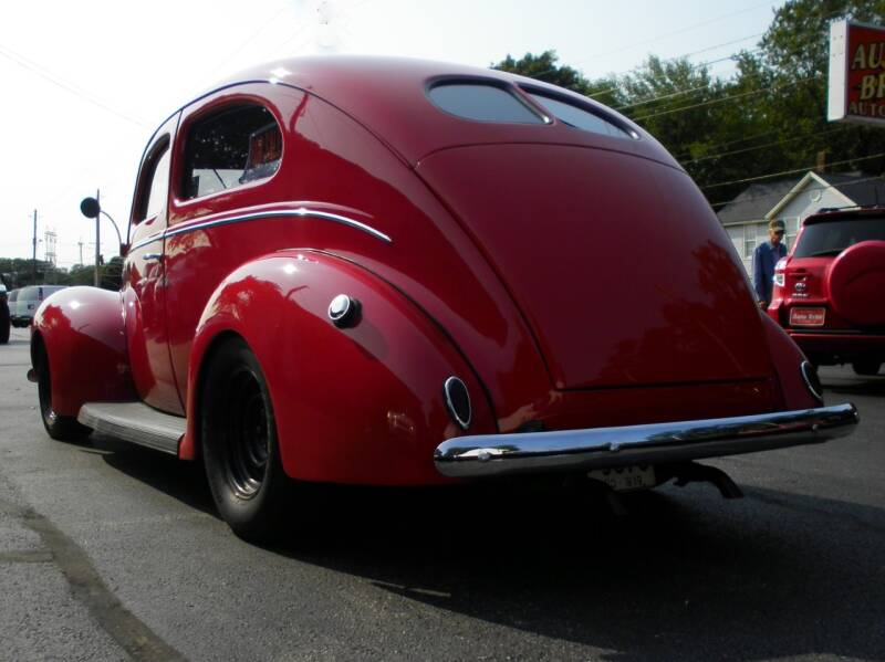 1939 Ford Deluxe  - Perry OH