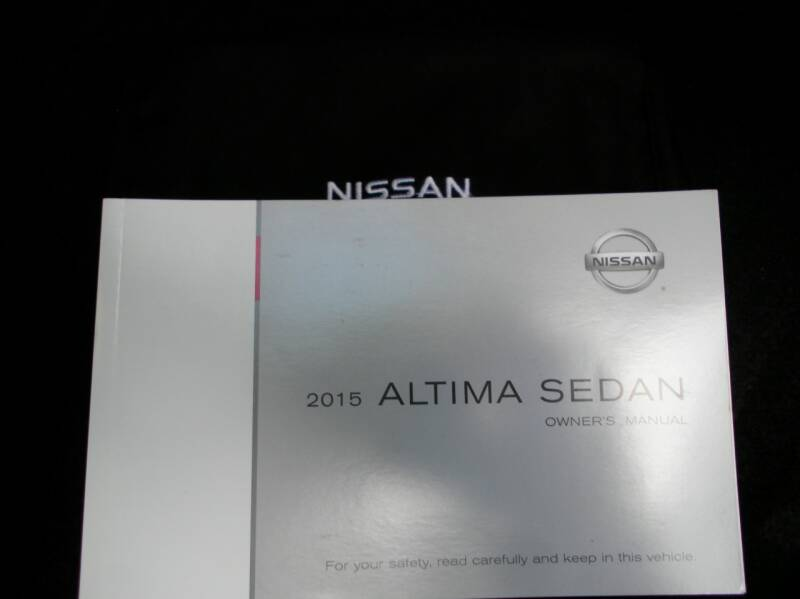 2015 Nissan Altima 2.5 SV 4dr Sedan - Perry OH