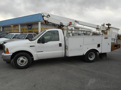2001 Ford F-350 Super Duty for sale in Frankfort, IN