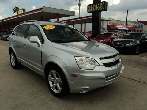 2013 Chevrolet Captiva Sport for sale in Houston, TX