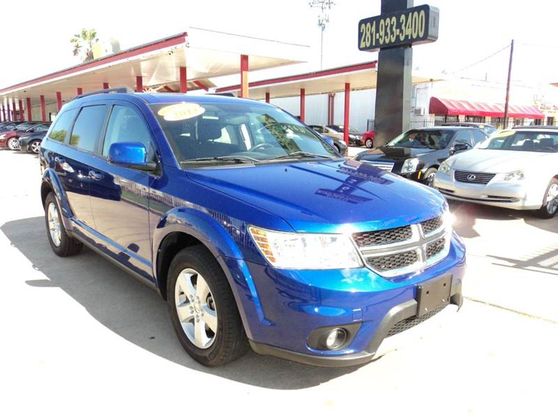 2012 Dodge Journey SXT 4dr SUV In Houston TX  Auto Selection of