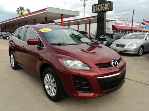 2011 Mazda CX-7 for sale in Houston, TX