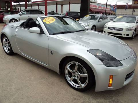 2008 Nissan 350Z for sale in Houston, TX