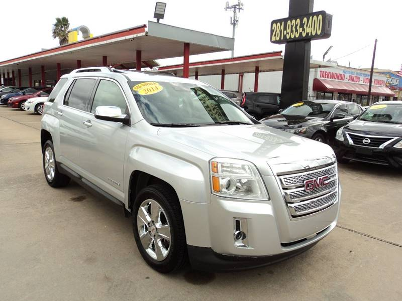 2014 gmc terrain slt 2 4dr suv in houston tx auto. Black Bedroom Furniture Sets. Home Design Ideas