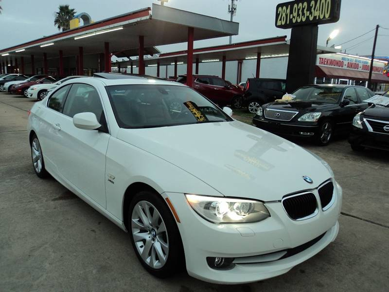 Bmw Series AWD I XDrive Dr Coupe SULEV In Houston TX - 2013 bmw 328i coupe