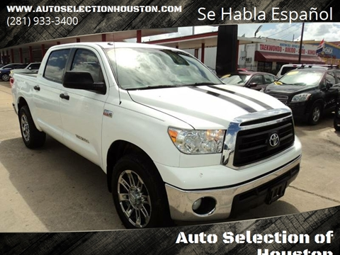 Auto Selection of Houston - Buy Here Pay Here Used Cars