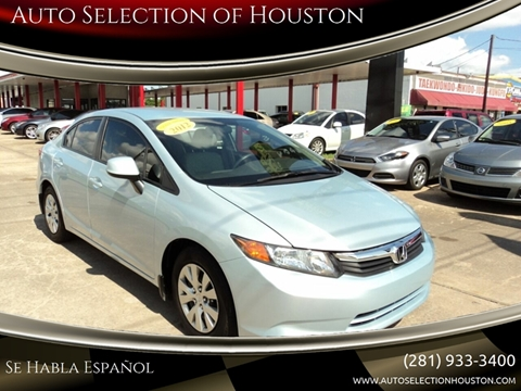 Buy Here Pay Here Houston >> Auto Selection Of Houston Buy Here Pay Here Used Cars Houston Tx