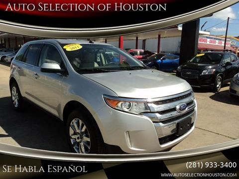 2011 Ford Edge For Sale >> 2011 Ford Edge For Sale In Houston Tx