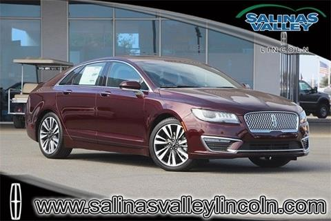 2017 Lincoln MKZ Hybrid for sale in Salinas, CA