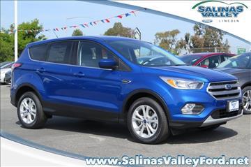 2017 Ford Escape for sale in Salinas, CA