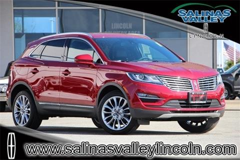 2016 Lincoln MKC for sale in Salinas, CA