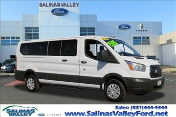 2016 Ford Transit Wagon for sale in Salinas, CA