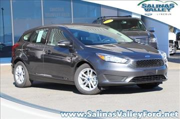 2017 Ford Focus for sale in Salinas, CA