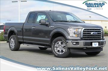 2017 Ford F-150 for sale in Salinas, CA