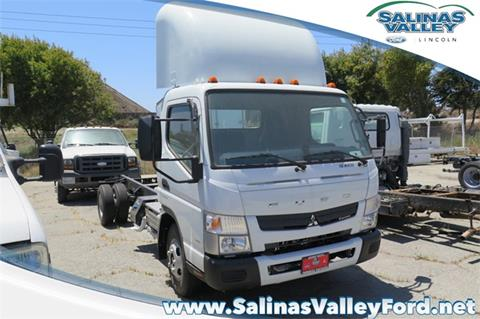 2017 Mitsubishi Fuso FEC52S for sale in Salinas, CA