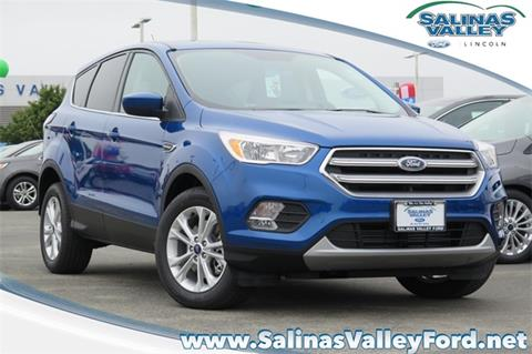 2017 Ford Escape for sale in Salinas, CA