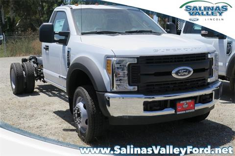 2017 Ford F-650 Super Duty for sale in Salinas, CA