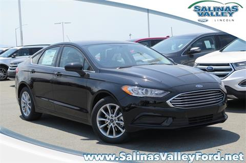 2017 Ford Fusion for sale in Salinas, CA