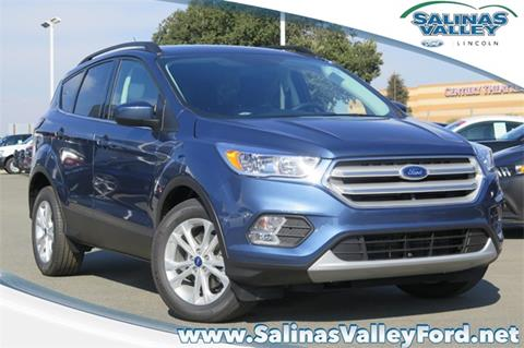 2018 Ford Escape for sale in Salinas, CA