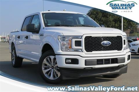2018 Ford F-150 for sale in Salinas, CA