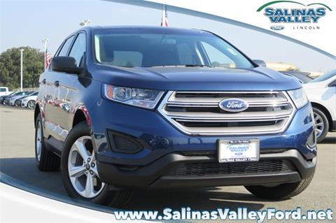 2017 Ford Edge for sale in Salinas, CA