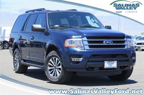 2017 Ford Expedition for sale in Salinas, CA