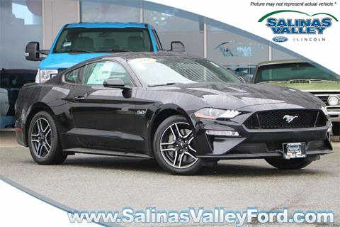 2018 Ford Mustang for sale in Salinas, CA