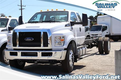 2019 Ford F-650 Super Duty for sale in Salinas, CA