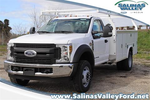 2019 Ford F-450 Super Duty for sale in Salinas, CA