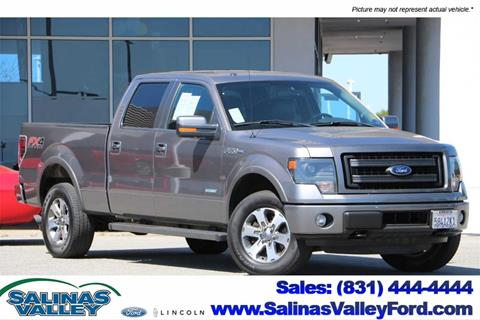 2014 Ford F-150 for sale in Salinas, CA