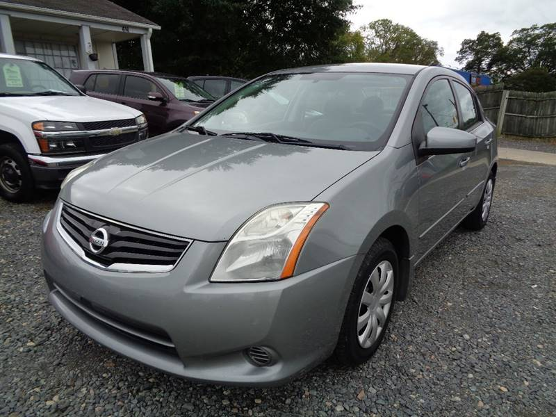 2011 Nissan Sentra for sale at FM Auto Sales in Pineville NC