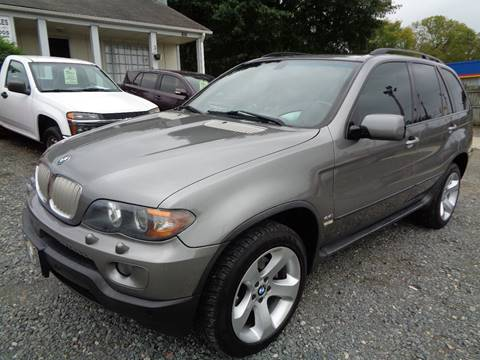 2005 BMW X5 for sale in Pineville, NC