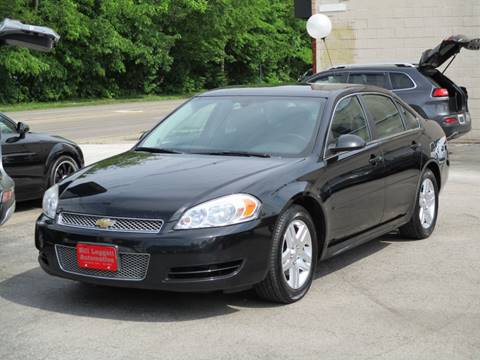 2014 Chevrolet Impala Limited for sale in Columbus, OH