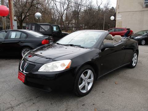 2007 Pontiac G6 for sale in Columbus, OH