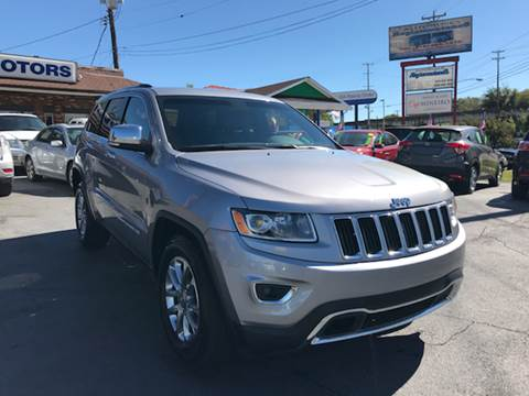 2015 Jeep Grand Cherokee for sale in Nashville, TN
