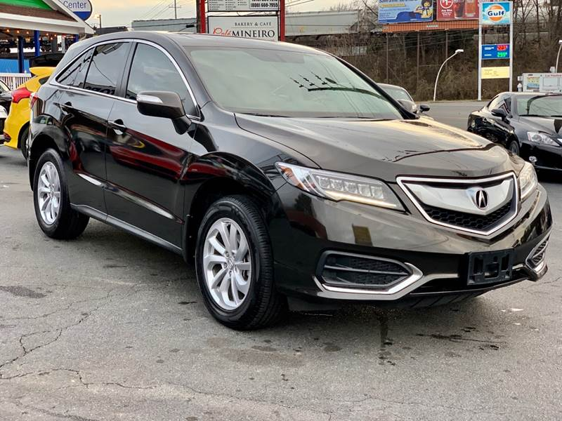 2017 acura rdx 4dr suv w technology and acurawatch plus. Black Bedroom Furniture Sets. Home Design Ideas